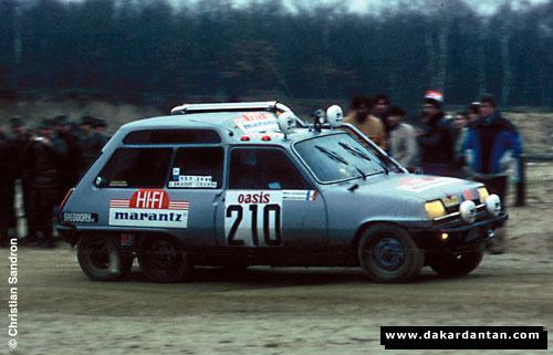 CHRSTIAN-DE-LEOTARD-PARIS-DAKAR-1980-R-5