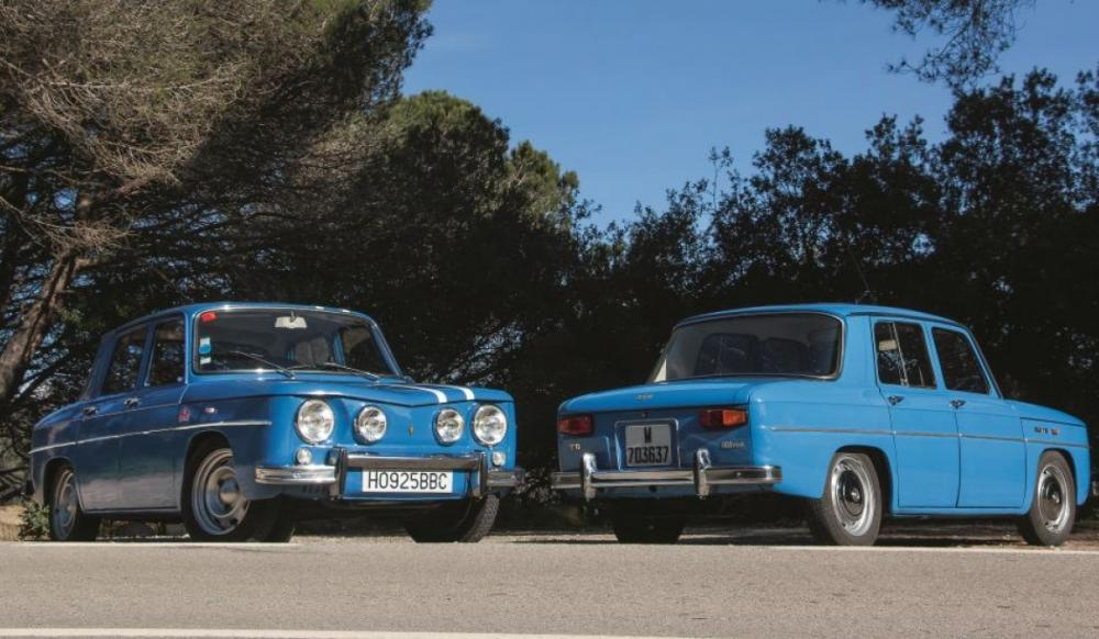 Coches para el recuerdo: Renault 8 Gordini y TS (vídeo)