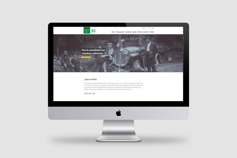 FEVA cuenta con una nueva página web