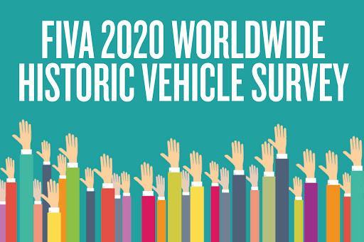 FIVA lanza una encuesta internacional sobre vehículos antiguos