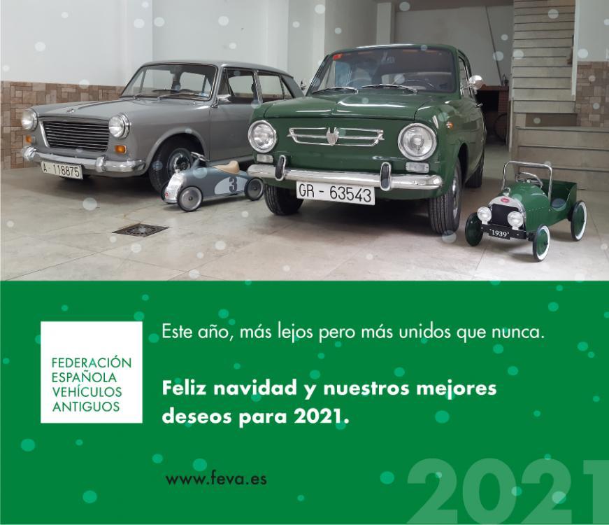 Concurso Navideño de fotografía FEVA 2020