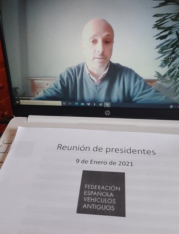 Celebrada la reunión de presidentes FEVA