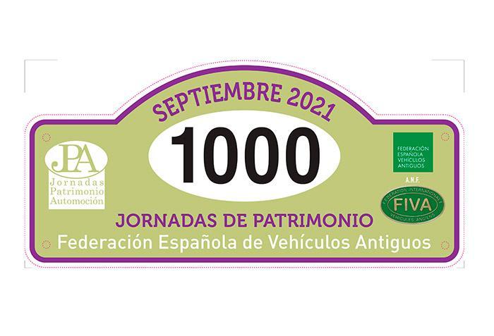 FEVA convoca sus Jornadas de Patrimonio 2021 para los días 2 y 3 de octubre