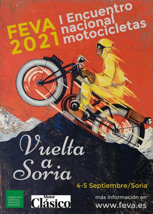 I Encuentro Nacional de Motocicletas FEVA