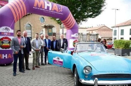 Un rally de regularidad de vehículos clásicos recorrerá la ciudad el próximo 9 de septiembre