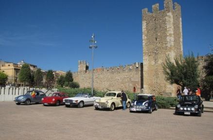 Apoyo de la Asociación Andorrana de Vehículos Antiguos