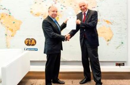 Acuerdo FIA-FIVA