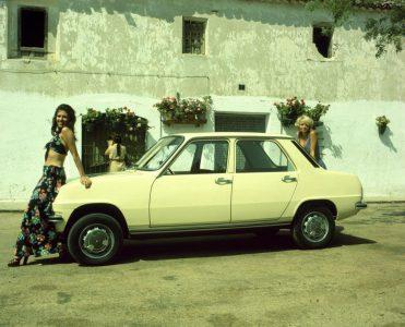 Renault Siete