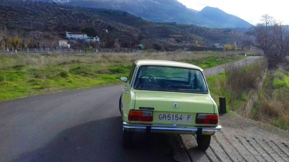 Renault 7 TL