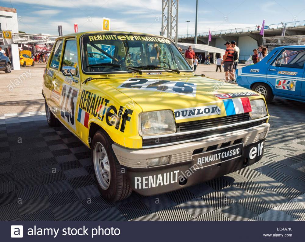 carreras-de-coches-antiguos-renault-r5-e