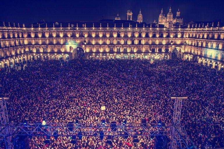 Nochevieja Universitaria 2.0 este año en Salamanca   Radio ...
