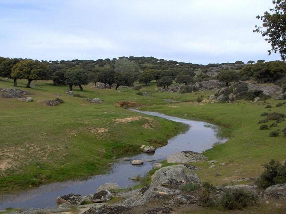 Wikiloc   Foto de Ruta entre Mancera, Malpartida y San García de ...