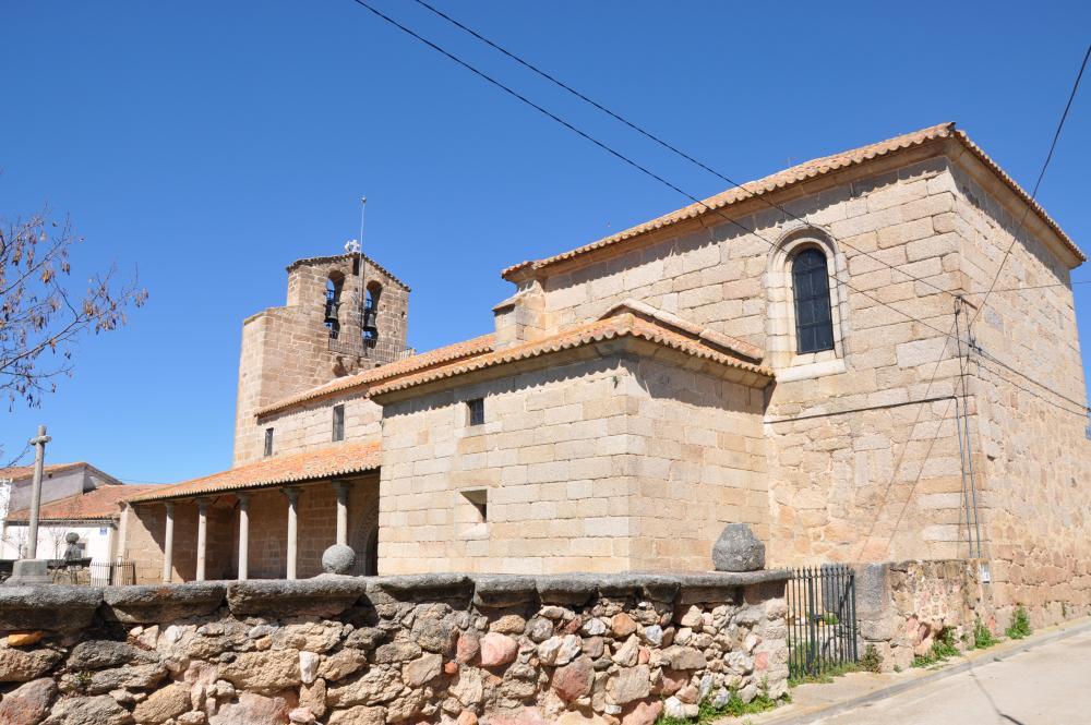 Archivo:San García de Ingelmos-cabecera iglesia.jpg - Wikipedia ...