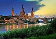Zaragoza - Wikipedia, la enciclopedia libre