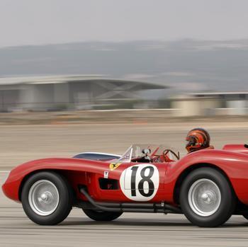 El Testa Rossa num chasis 0666 TR