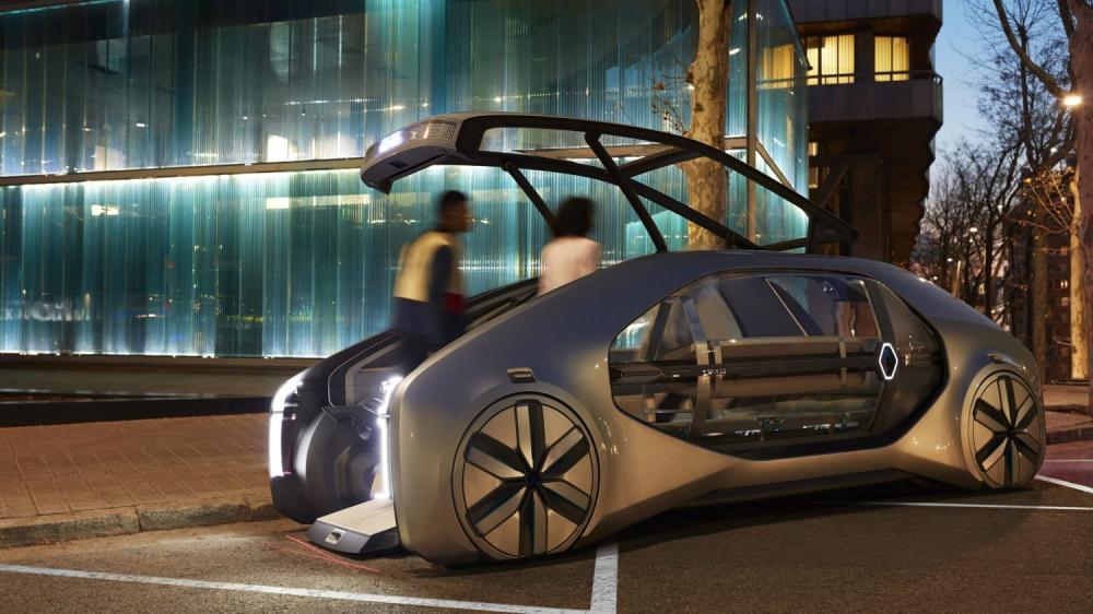 Renault EZ-GO Concept -