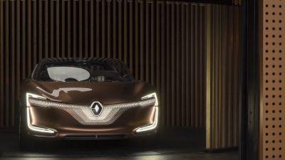 Renault SYMBIOZ - Design