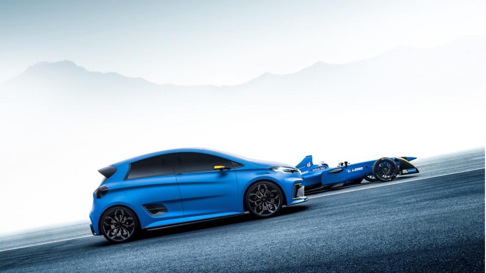 Renault ZZOE Concept