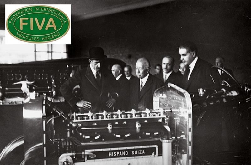 FIVA lanza el Salón de la Fama con sus 14 primeros héroes de la historia del automovilismo