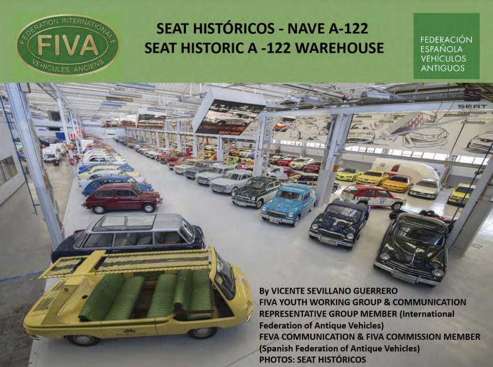 Tercera entrega de la Serie de Historia de Automoción en España