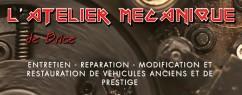 El taller mecánico de Brice - La Palme