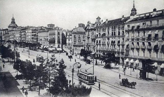 1910 Madrid Calle Alcala y Futura Gran Via.jpg