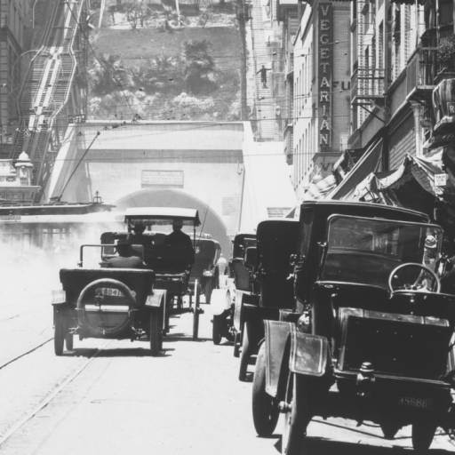 1910s Los Angeles City – 3rd St Tunnel.jpg
