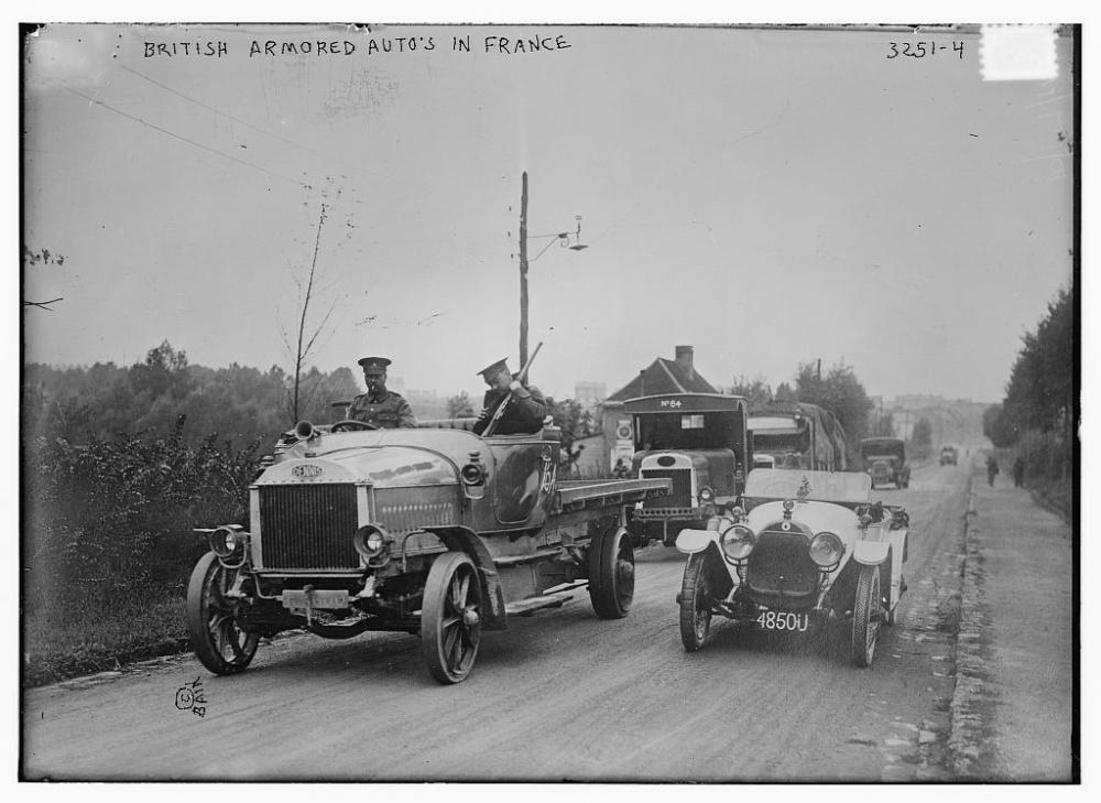 1915 Soldados británicos en Francia. (George Grantham Bain Collection).jpg
