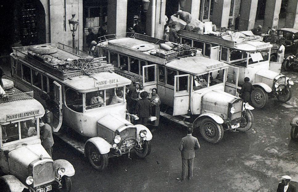 1932 Plaza Mayor Madrid.png