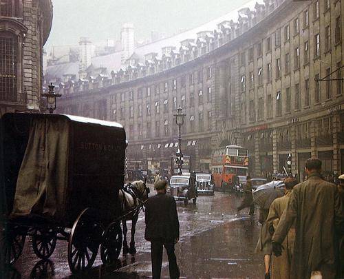 1945 Londres 39 Lower Regent street.png