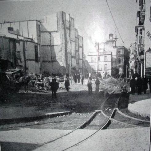 1912 sevilla revista Nuevo Mundo fechada a 21-3-1912 avenida de la constitucion canovas del castillo jose antonio.jpg